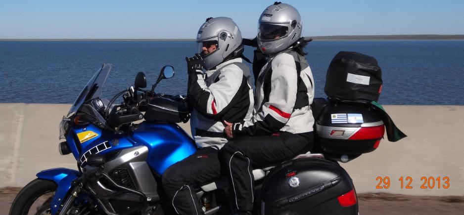 Viagens de moto (AG)